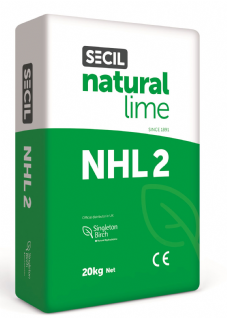 Singleton Birch Natural Hydraulic Lime NHL 2 (20kg)